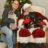 Rudy & Pugs with Santa